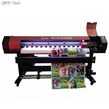 xp600 eco solvent printer for stickers